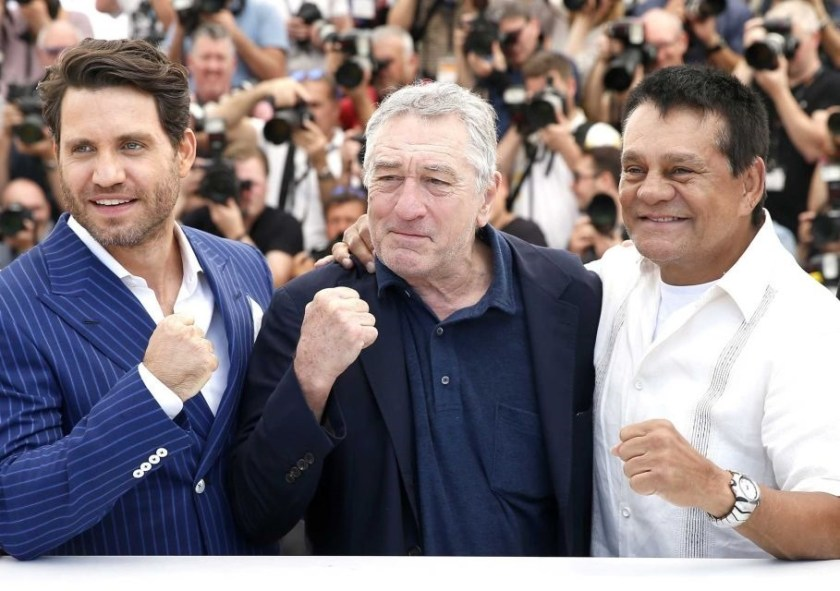CANNES FILM FESTIVAL COVERAGE Hands of Stone Cast Photocall, Press Conference, Red Carpet 2016, Day 6, www.imageamplified.com, Image Amplified (35)