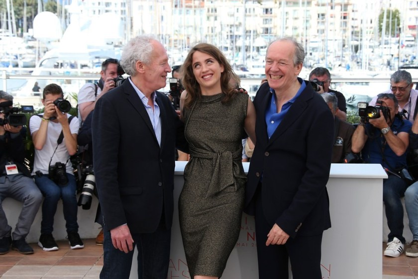 CANNES FILM FESTIVAL COVERAGE The Unknown Girl Cast Photocall, Press Conference, Red Carpet 2016, Day 8, www.imageamplified.com, Image Amplified (20)
