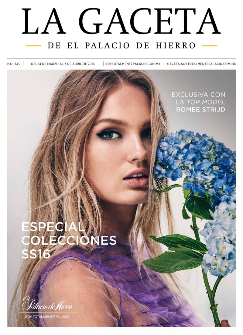 CATALOGUE Romee Strijd for El Palacio De Hierro 2016. www.imageamplified.com, Image Amplified (10)