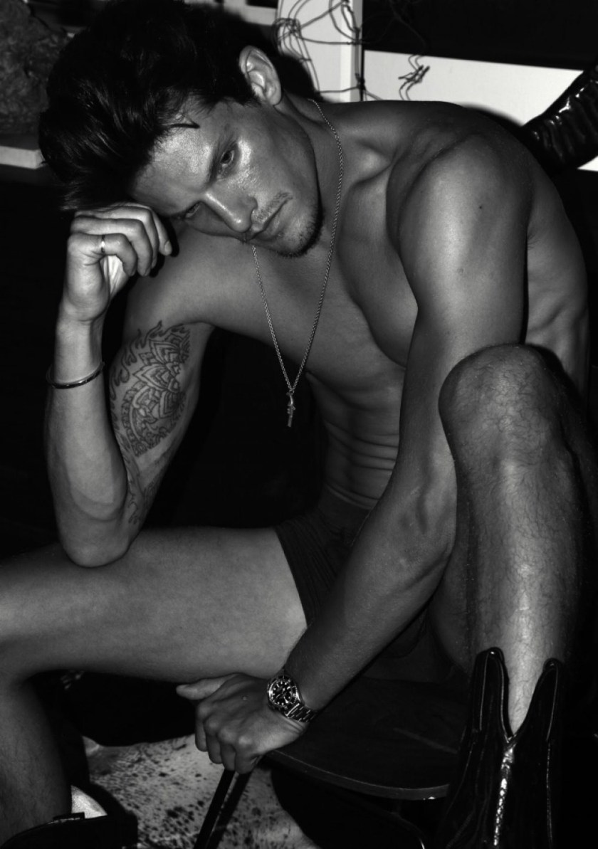 CLIENT MAGAZINE Danny Beauchamp by Joseph Lally. Spring 2016, www.imageamplified.com, Image Amplified (1)