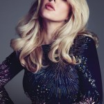FLARE MAGAZINE: Ellie Goulding by Nino Munoz