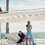 GLAMOUR MAGAZINE: Nick Jonas & Emily Ratajkowski by Carter Smith