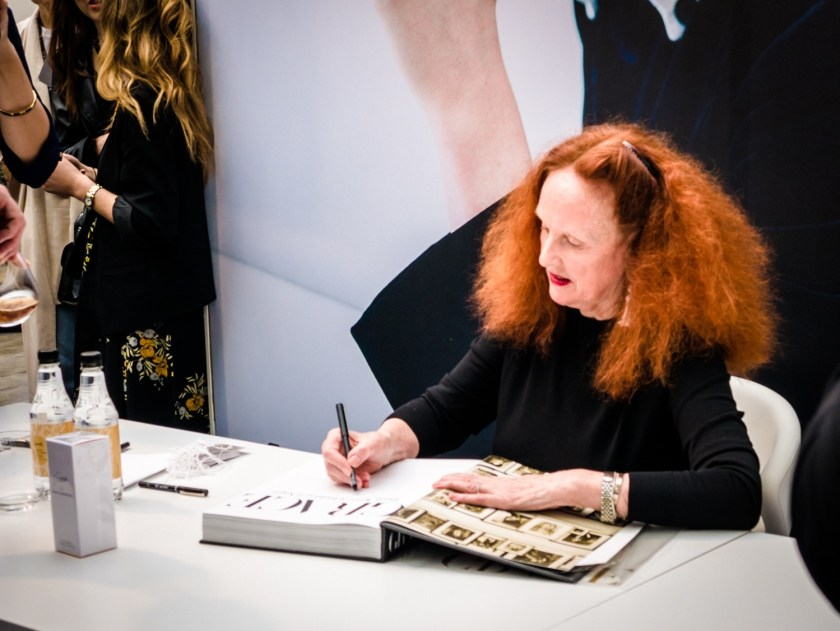 IA UPDATE Grace Coddington, A Life in Fashion with Lucinda Chambers at Vogue Festival 2016 by Troy Wise & Rick Guzman. www.imageamplified.com, Image Amplified (43)