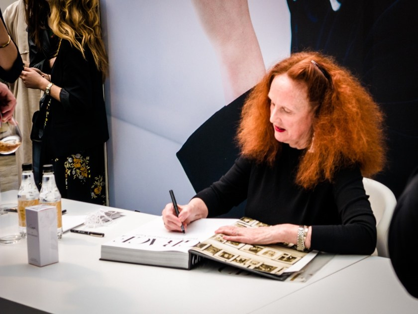 IA UPDATE Grace Coddington, A Life in Fashion with Lucinda Chambers at Vogue Festival 2016 by Troy Wise & Rick Guzman. www.imageamplified.com, Image Amplified (42)