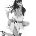 MARIE CLAIRE MAGAZINE: Selena Gomez by Kai Z Feng