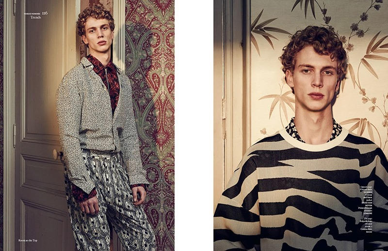 VOGUE HOMMES INTERNATIONAL Robbie G by Sharif Hamza. Darcy Backlar, Spring 2016, www.imageamplified.com, Image Amplified (5)