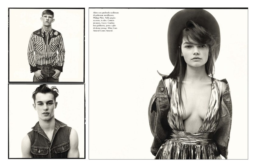 VOGUE ITALIA New Thought New Vision by Steven Meisel. Olivier Rizzo, May 2016, www.imageamplified.com, Image Amplified (1)