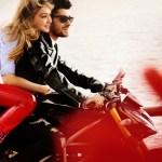 VOGUE MAGAZINE: Zayn Malik  & Gigi Hadid by Mario Testino