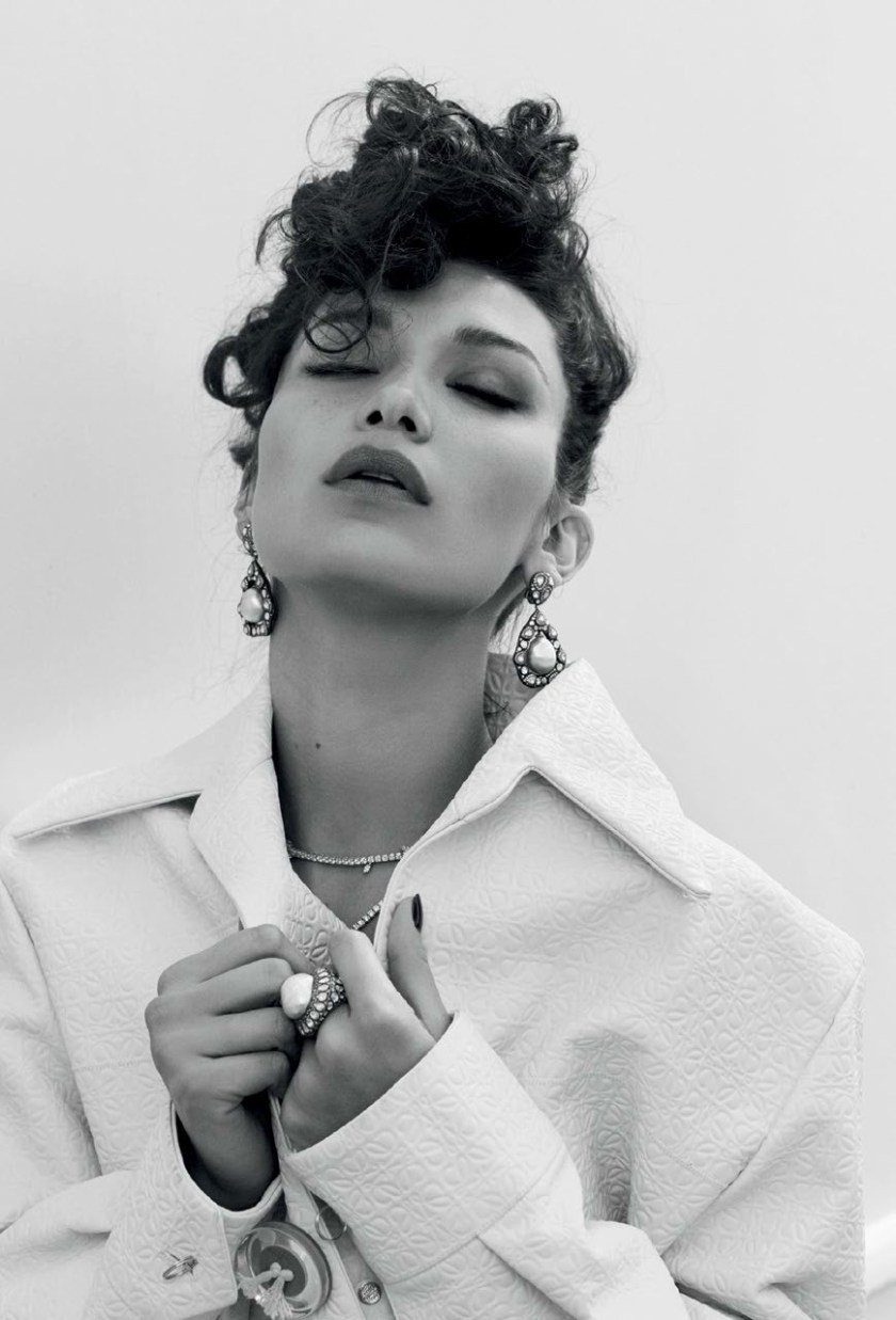VOGUE TURKEY Bella Hadid by Sebastian Faena. Konca Aycan, May 2016, www.imageamplified.com, Image Amplified (6)