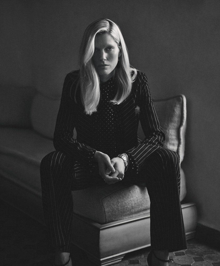 WSJ MAGAZINE Iselin Steiro by AnneMarieke van Drimmelen. Anastasia Barbieri, May 2016, www.imageamplified.com, Image Amplified (9)