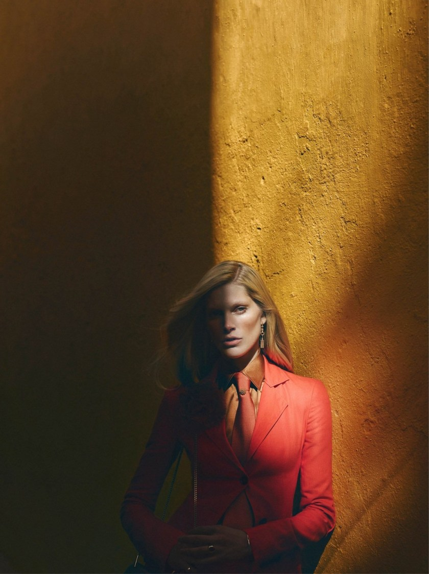 WSJ MAGAZINE Iselin Steiro by AnneMarieke van Drimmelen. Anastasia Barbieri, May 2016, www.imageamplified.com, Image Amplified (3)