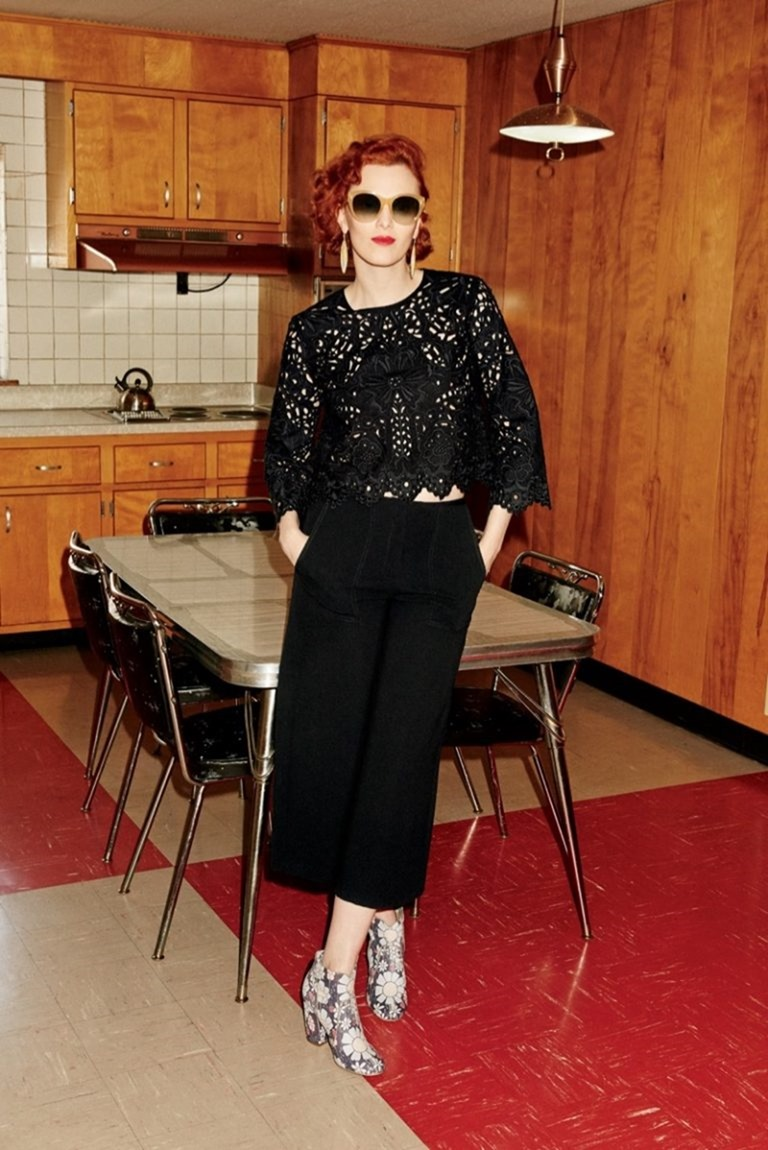 BERGDORF GOODMAN Karen Elson by Tung Walsh. Pre-Fall 2016, www.imageamplified.com, Image Amplified (10)