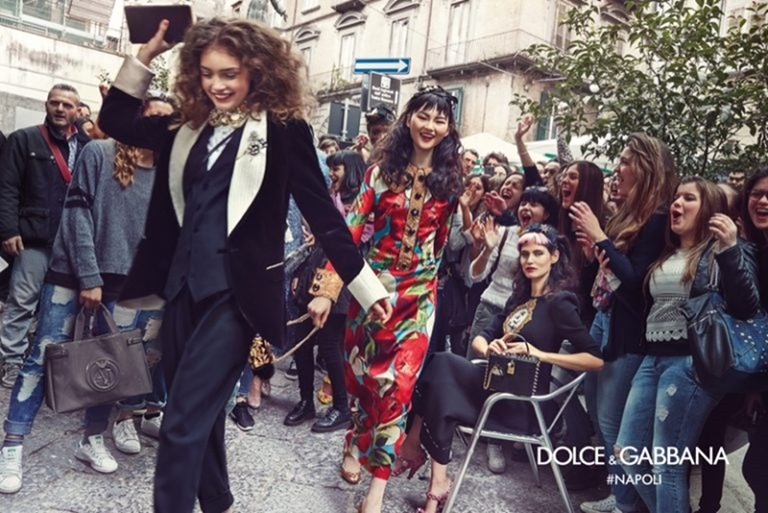 CAMPAIGN Dolce & Gabbana Fall 2016 by Franco Pagetti. www.imageamplified.com, Image Amplified (1)