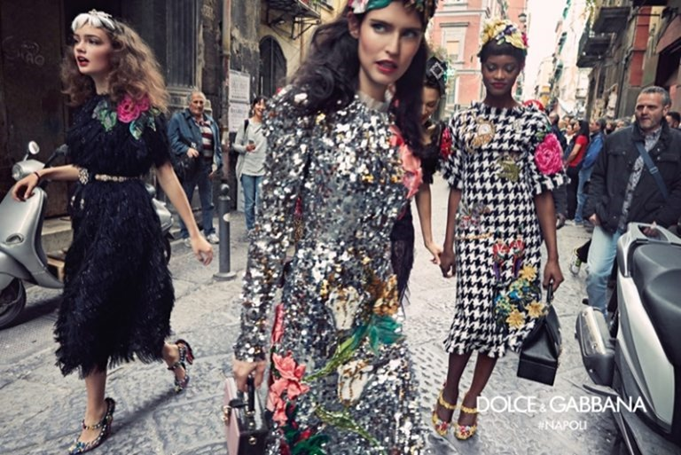 CAMPAIGN Dolce & Gabbana Fall 2016 by Franco Pagetti. www.imageamplified.com, Image Amplified (2)