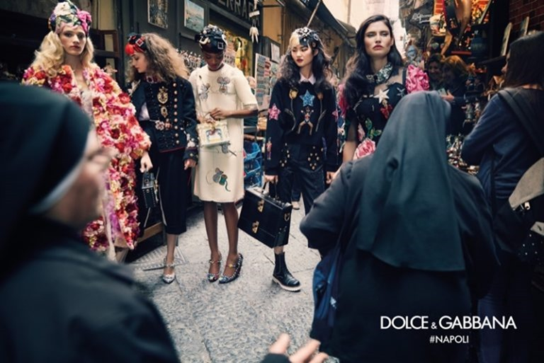 CAMPAIGN Dolce & Gabbana Fall 2016 by Franco Pagetti. www.imageamplified.com, Image Amplified (4)