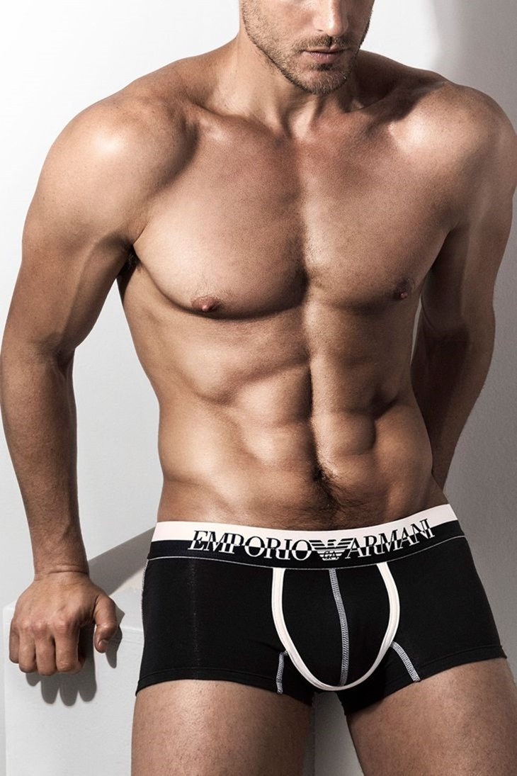 CAMPAIGN Jason Morgan for Emporio Armani Underwear Spring 2016. www.imageamplified.com, Image Amplified (11)
