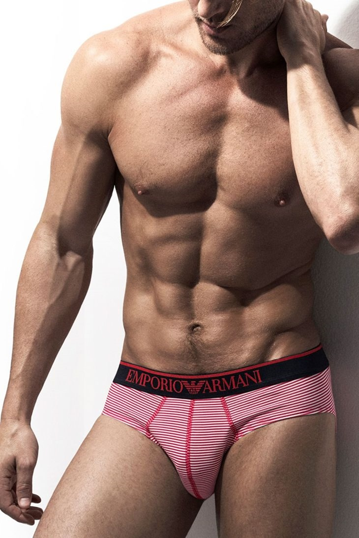 CAMPAIGN Jason Morgan for Emporio Armani Underwear Spring 2016. www.imageamplified.com, Image Amplified (14)