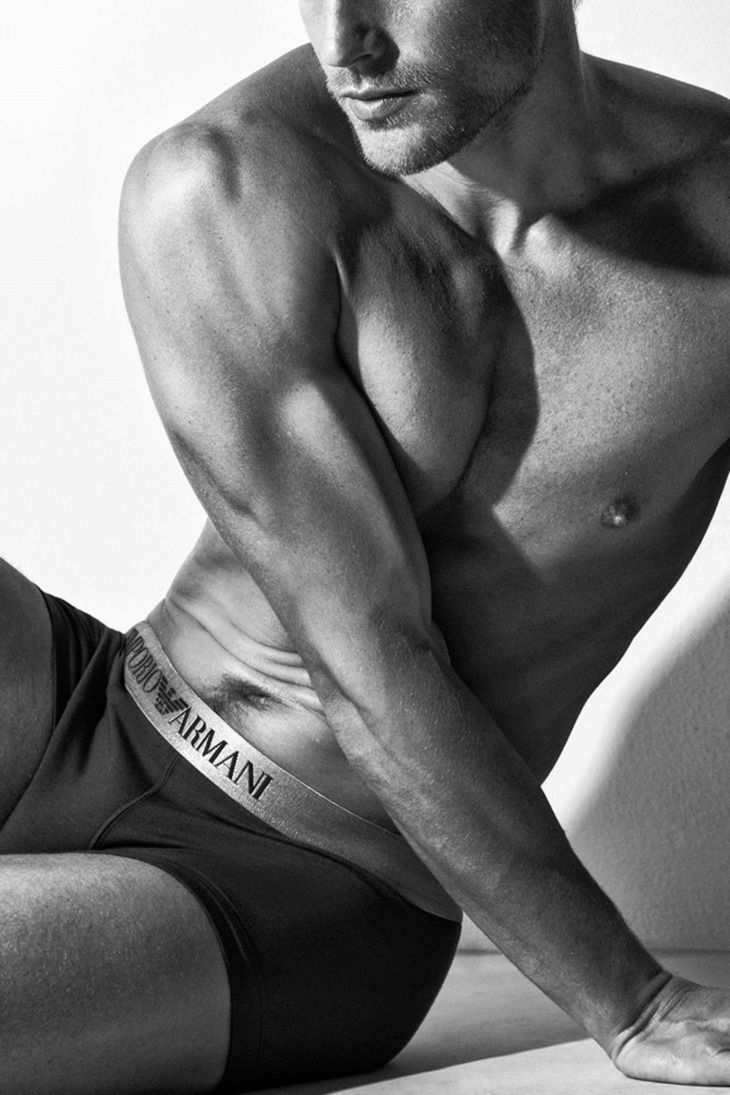 CAMPAIGN Jason Morgan for Emporio Armani Underwear Spring 2016. www.imageamplified.com, Image Amplified (4)