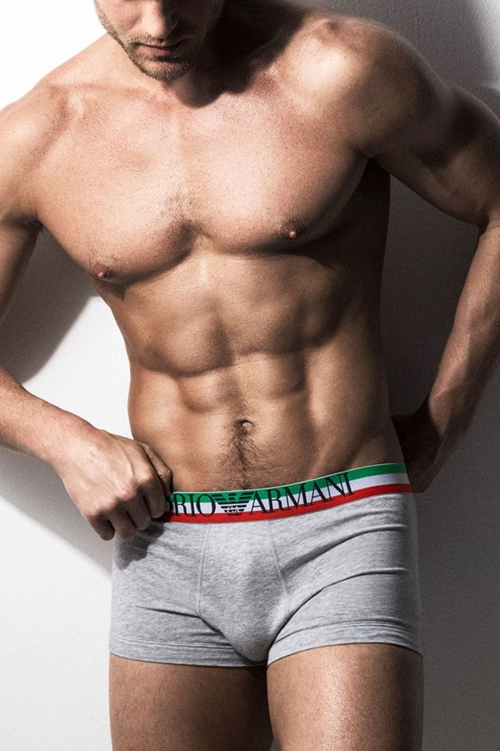 CAMPAIGN Jason Morgan for Emporio Armani Underwear Spring 2016. www.imageamplified.com, Image Amplified (7)