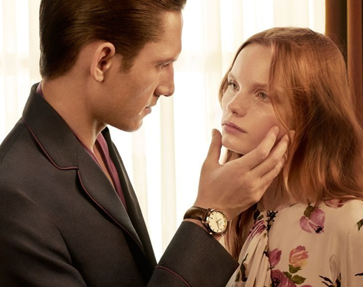 CAMPAIGN Roch Barbot for Gucci Watches Fall 2016 by Glen Luchford. Jane How, www.imageamplified.com, Image Amplified (1)