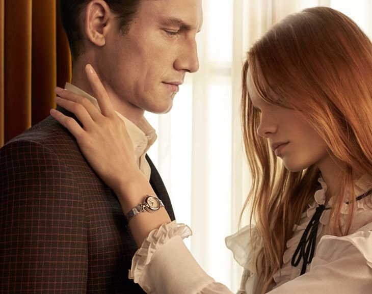 CAMPAIGN Roch Barbot for Gucci Watches Fall 2016 by Glen Luchford. Jane How, www.imageamplified.com, Image Amplified (3)