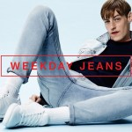 CAMPAIGN: Weekday Jeans Spring 2016 by Johan Sandberg
