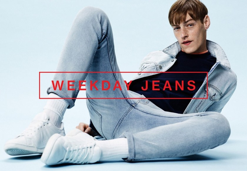 CAMPAIGN Weekday Jeans Spring 2016 by Johan Sandberg. www.imageamplified.com, Image Amplified (6)