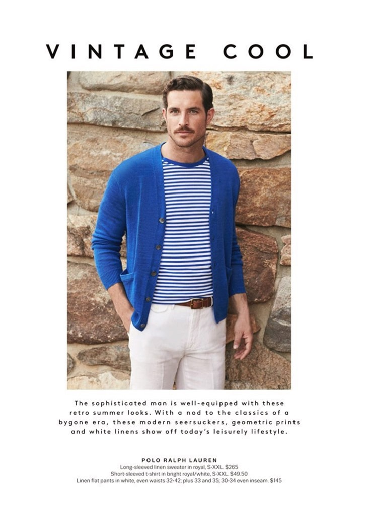 CATALOGUE Justice Joslin for Lord & Taylor Summer 2016 by Bjorn Iooss. Christopher Campbell, www.imageamplified.com, Image Amplified (1)