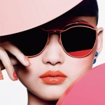 DIOR MAGAZINE: He Cong by Richard Burbridge