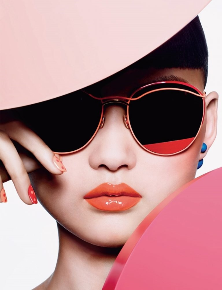 DIOR MAGAZINE He Cong by Richard Burbridge. Charlotte Collet, Spring 2016, www.imageamplified.com, Image Amplified (6)