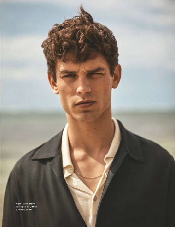 L'OFFICIEL HOMMES SPAIN Arthur Gosse by Alan Chies. Maria Molina, Summer 2016, www.imageamplified.com, Image Amplified (2)