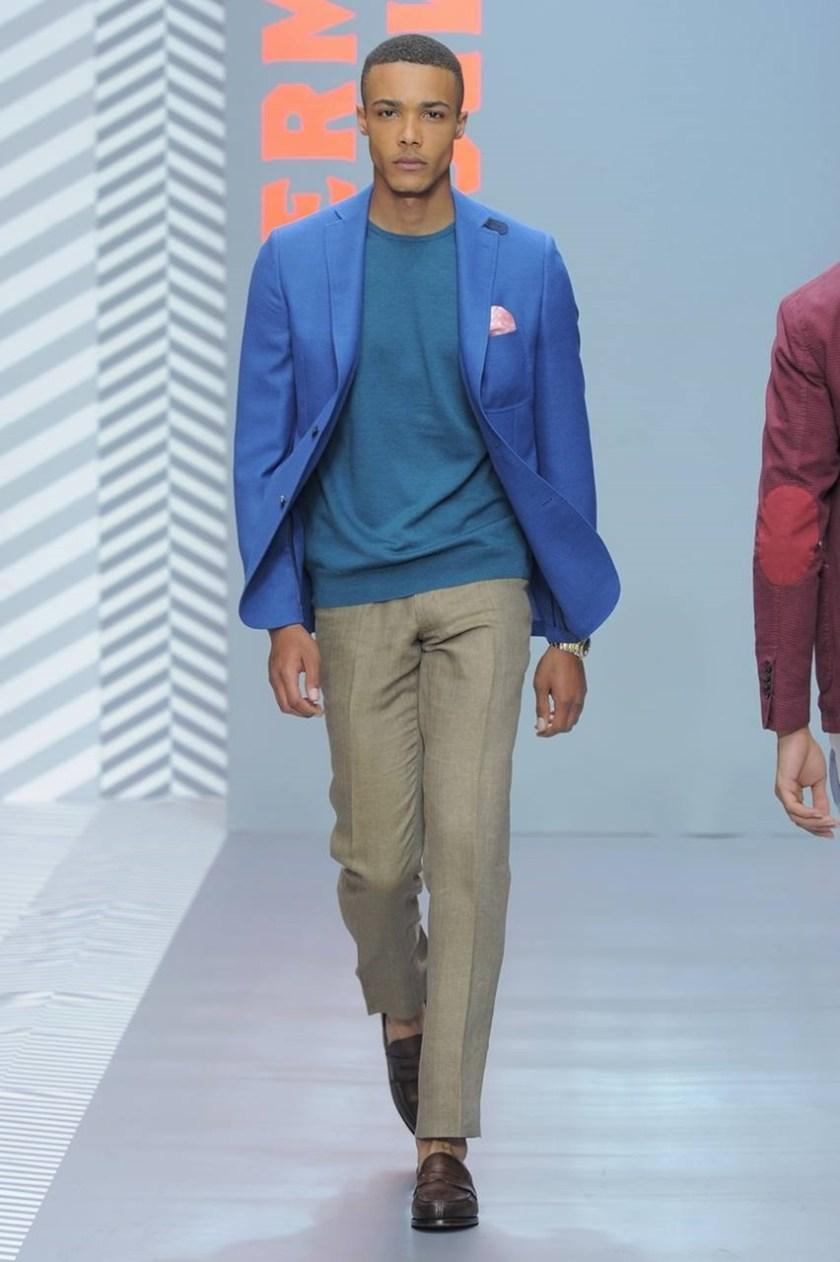 London Men S Fashion Week Spring 2017 Street Style: LONDON COLLECTIONS MEN: Jeremy Street Spring 2017
