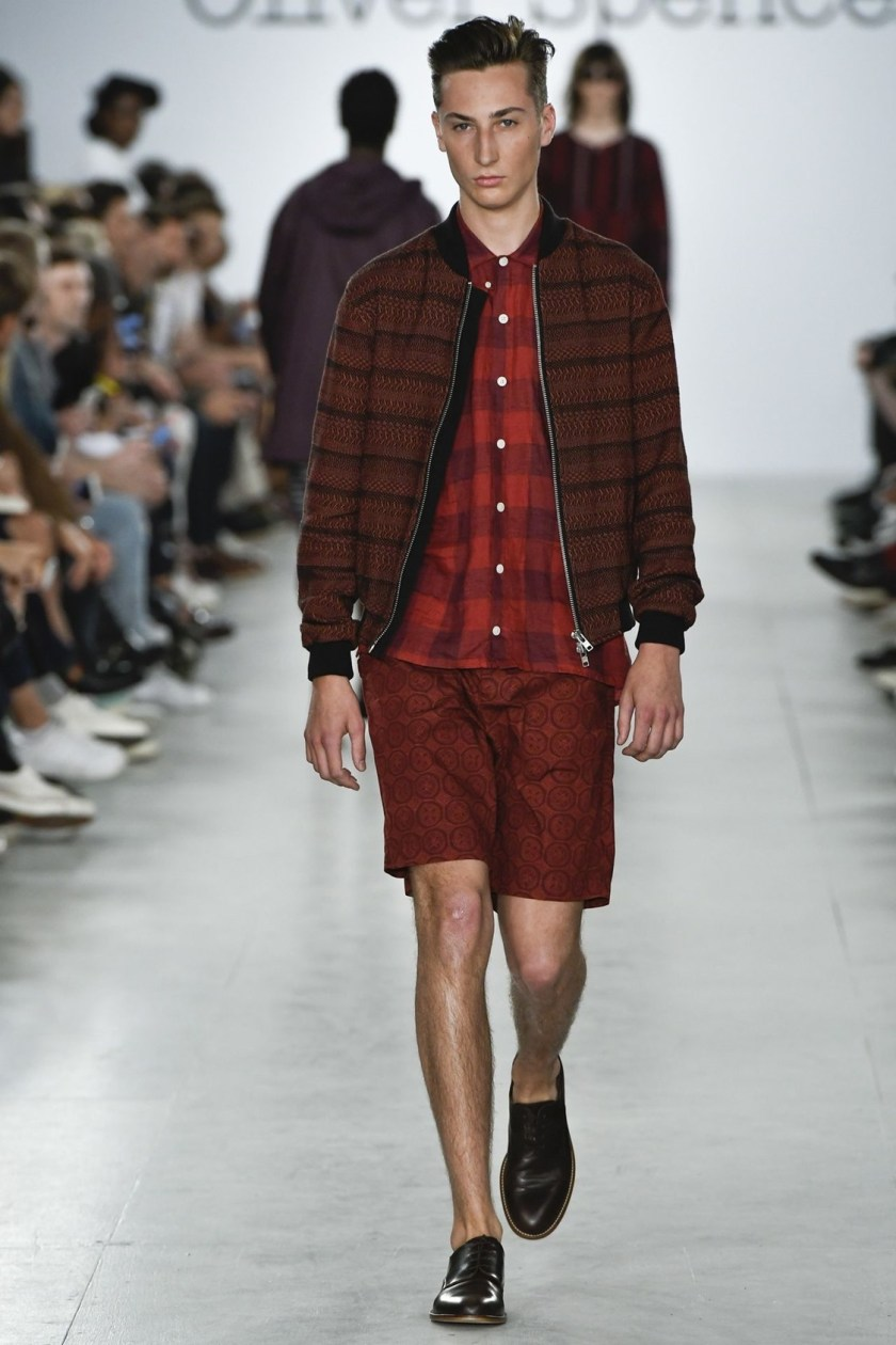 LONDON COLLECTIONS MEN Oliver Spencer Spring 2017. www.imageamplified.com, Image Amplified (14)