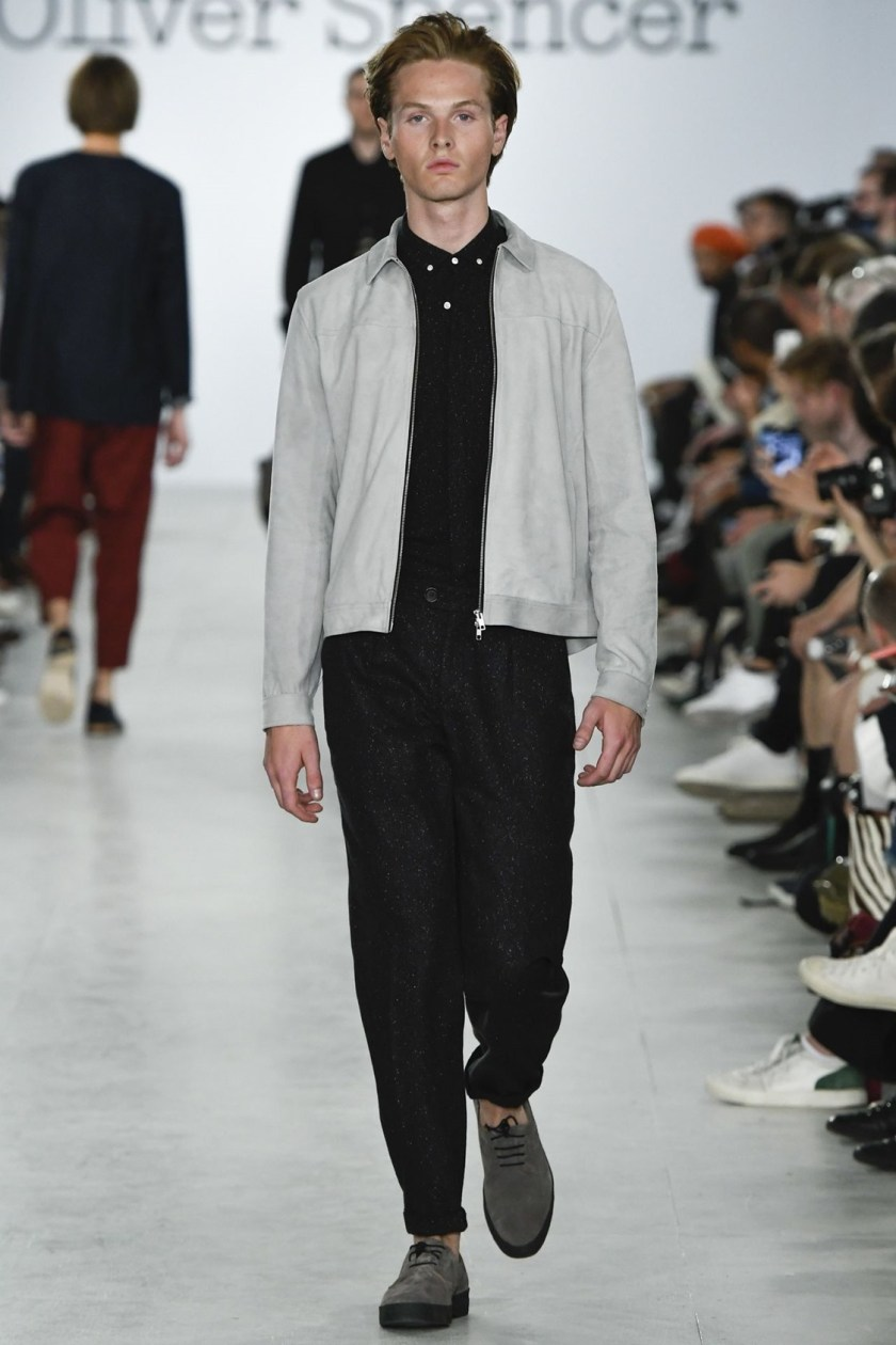 LONDON COLLECTIONS MEN Oliver Spencer Spring 2017. www.imageamplified.com, Image Amplified (19)