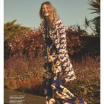 MARIE CLAIRE MAGAZINE: Milou Groenewoud by Georges Antoni