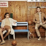 MEN'S HEALTH GERMANY: Frederik Kehlskov & Vincent Friesicke by Diana Diederich