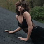 RUSSH MAGAZINE: Helena Christensen by Tim Barber