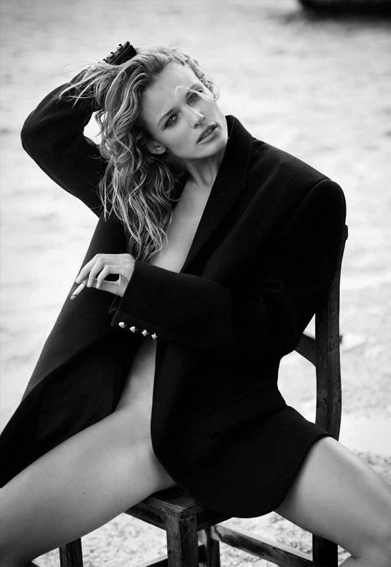 VOGUE GERMANY Edita Vilkeviciute by Boo George. Christiane Arp, July 2016, www.imageamplified.com, Image Amplified (13)