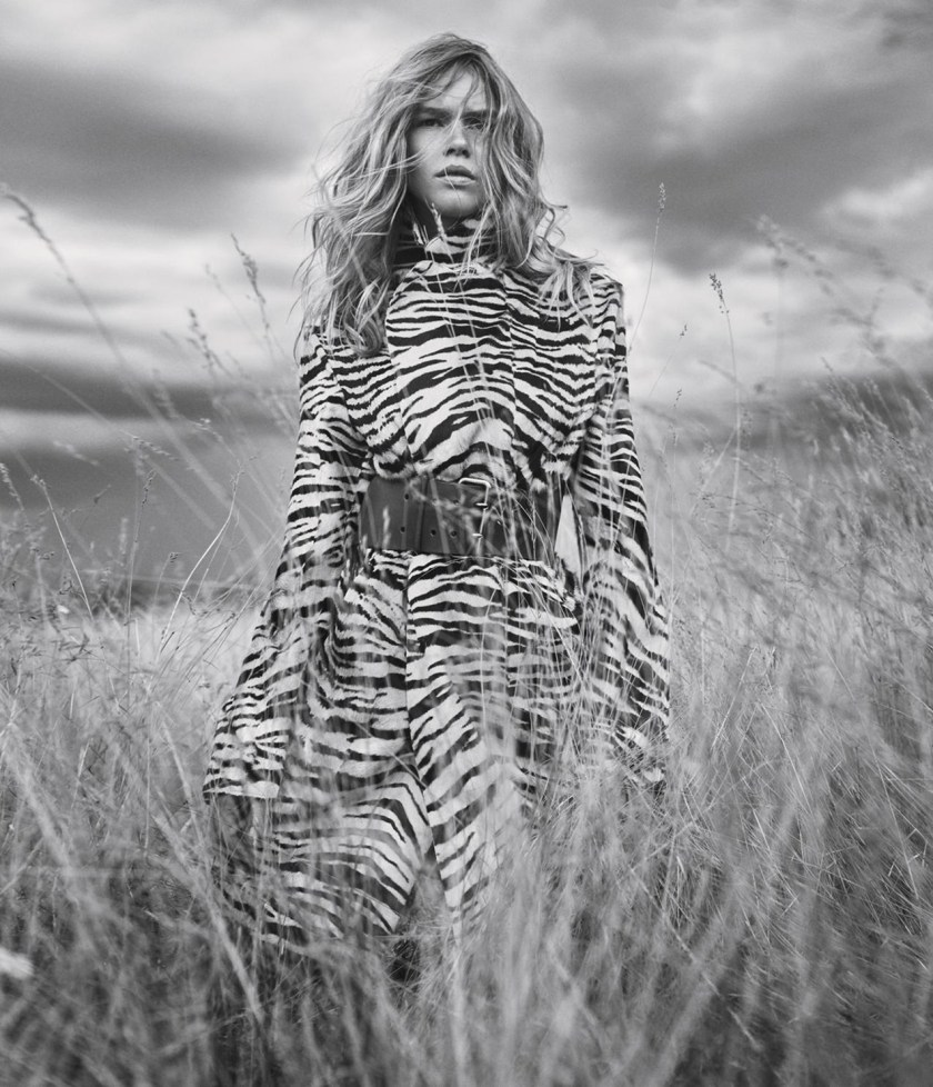 WSJ MAGAZINE Anna Ewers & Edie Campbell by Mikael Jansson. George Cortina, June  2016, www.imageamplified.com, Image Amplified (3)