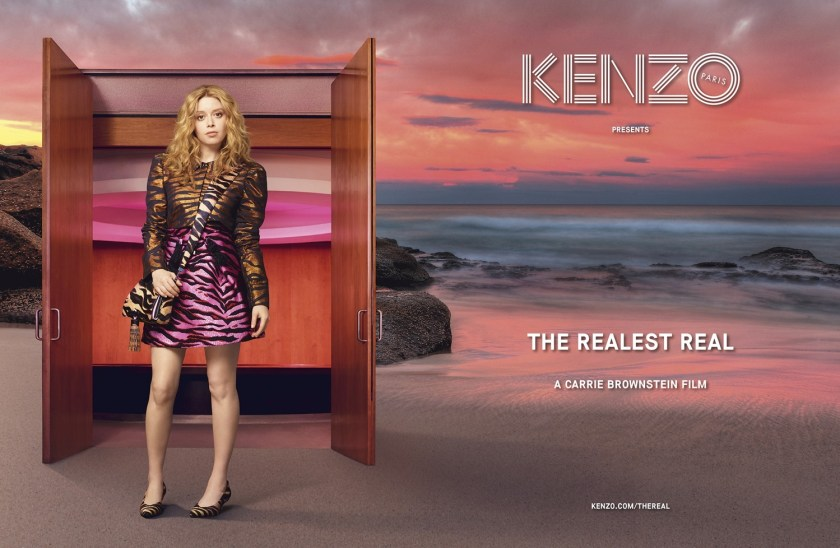 CAMPAIGN Kenzo Fall 2016 by Mark Peckmezian. Shirley Kurata, www.imageamplified.com, Image Amplified10