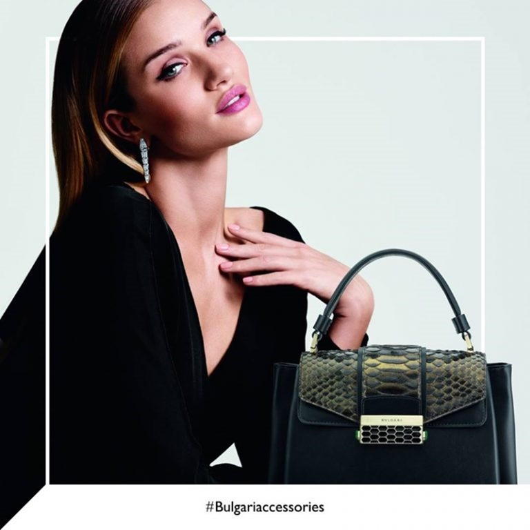 CAMPAIGN Rosie Huntington-Whiteley for Bulgari Fall 2016 by Michael Avedon. www.imageamplified.com, Image Amplified (2)