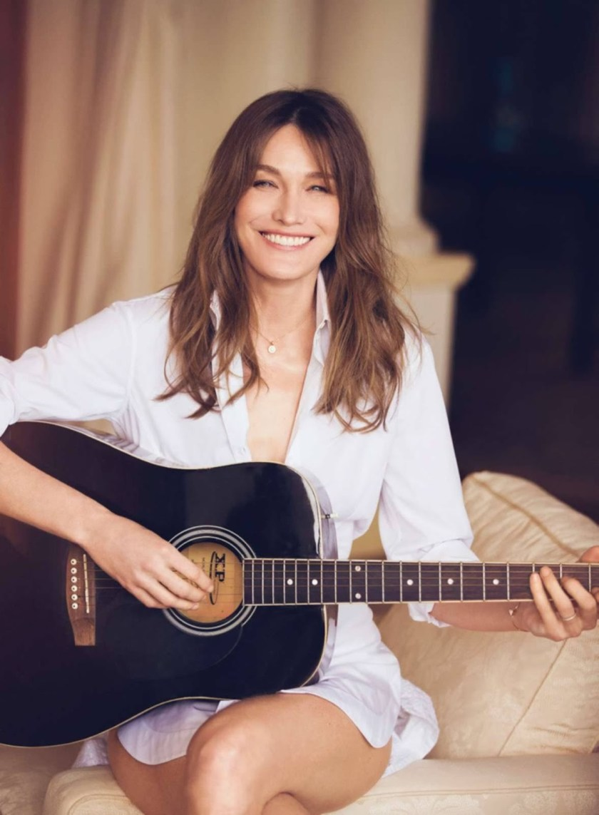 ELLE FRANCE Carla Bruni by David Bellemere. Hortense Manga, July 2016, www.imageamplified.com, Image Amplified (6)