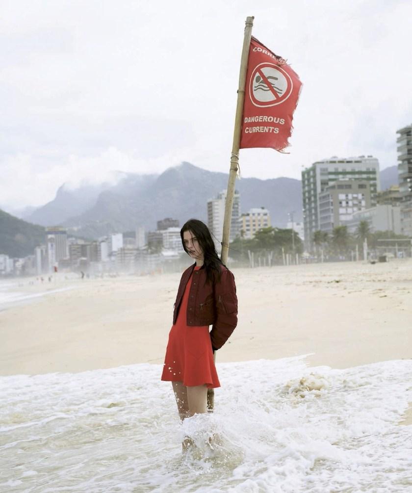 HARPER'S BAZAAR SPAIN Visiones de Rio by Thomas Whiteside. Juan Cebrian, July 2016, www.imageamplified.com, Image Amplified