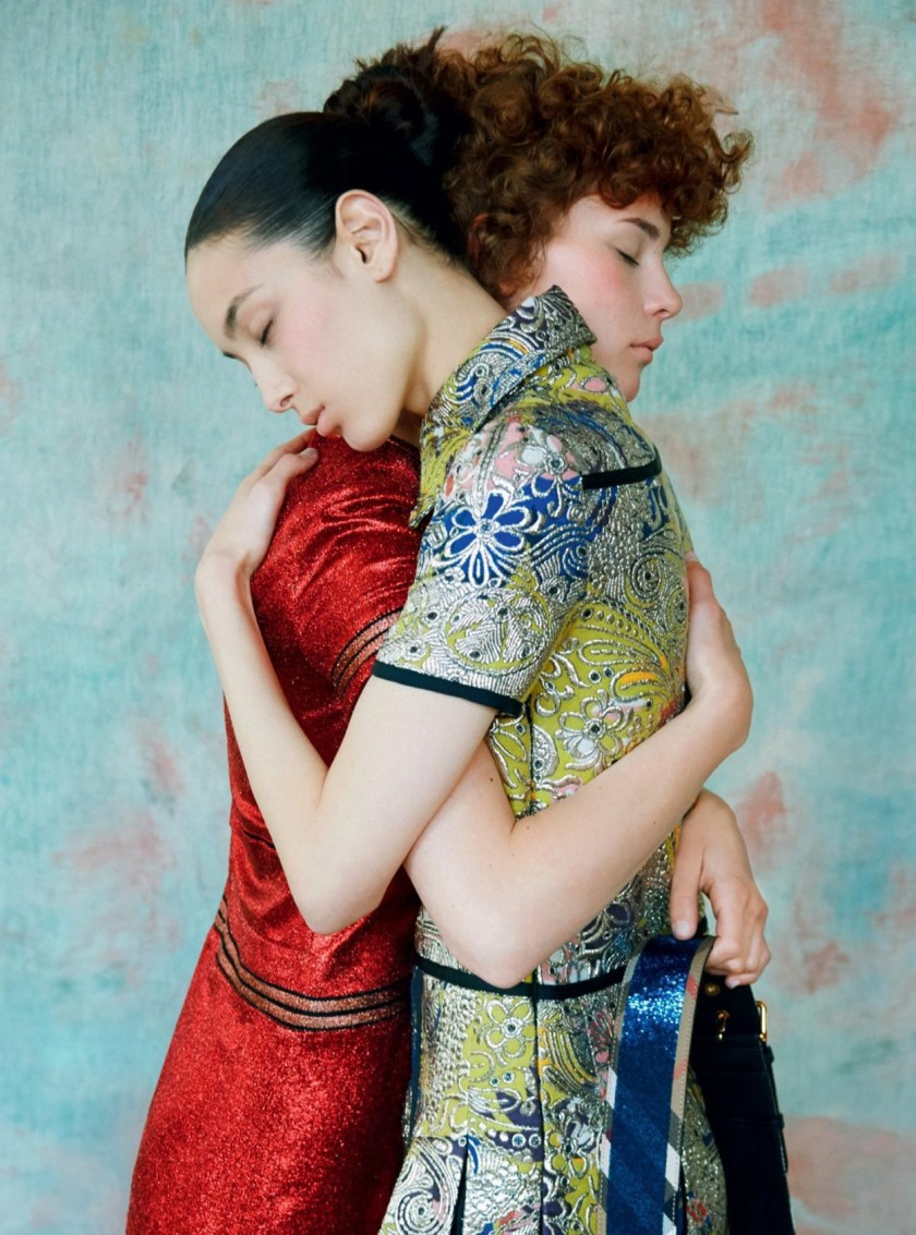 HARPER'S BAZAAR UK A Fresh Look At Fashion by Erik Madigan Heck. Leith Clark, August 2016, www.imageamplified.com, Image Amplified (29)