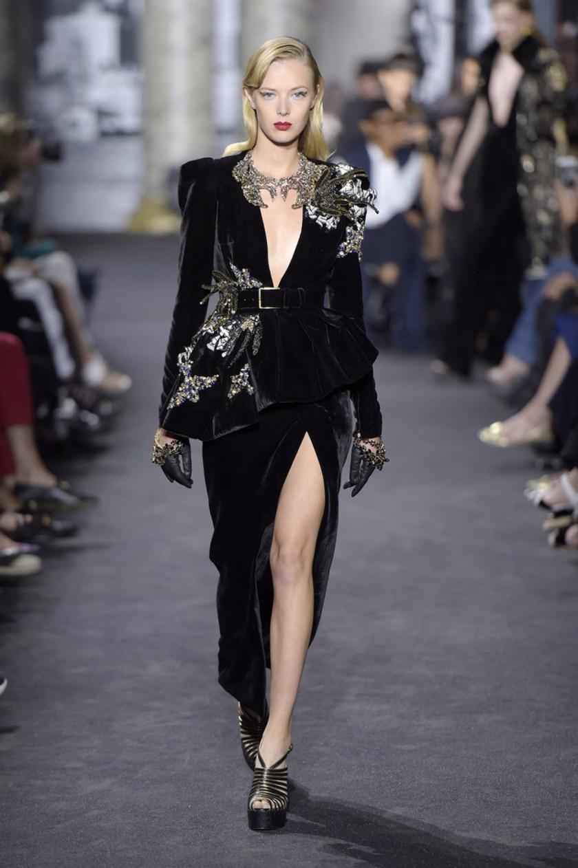 Paris haute couture elie saab couture fall 2016 image for Paris haute couture 2016