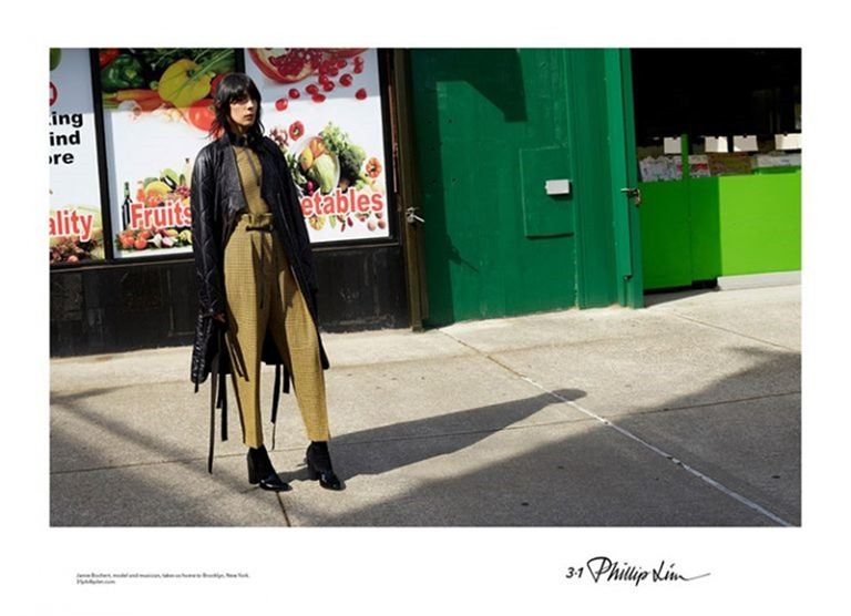 CAMPAIGN Jamie Bochert for 3.1 Phillip Lim Fall 2016 by Viviane Sassen. www.imageamplified.com, Image Amplified (4)