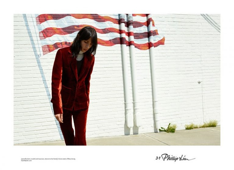CAMPAIGN Jamie Bochert for 3.1 Phillip Lim Fall 2016 by Viviane Sassen. www.imageamplified.com, Image Amplified (1)