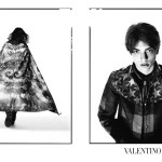 CAMPAIGN: Valentino Fall 2016 by David Bailey
