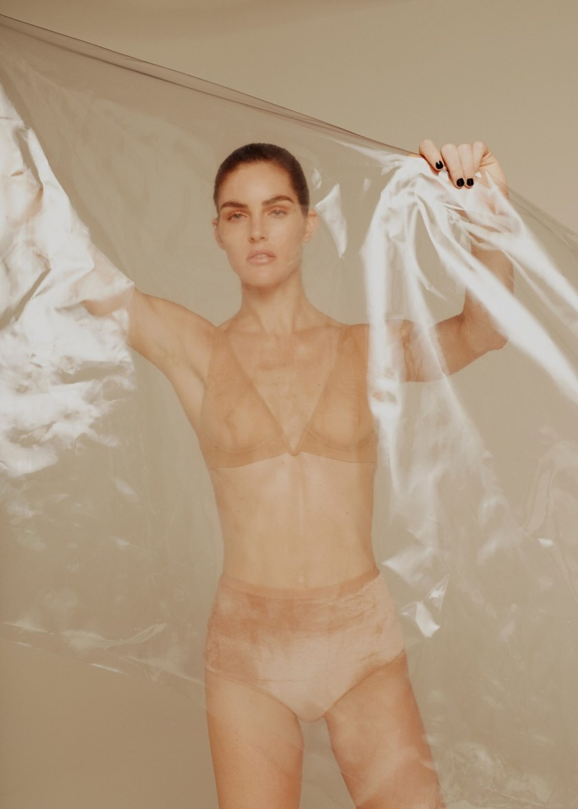 ES MAGAZINE Hilary Rhoda by Liam Warwick. Nicky Yates, July 2016, www.imageamplified.com, Image Amplified3