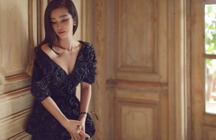 HARPER'S BAZAAR CHINA Li Bingbing by Chen Man. Xiao Mu Fan, September 2016, www.imageamplified.com, Image Amplified3